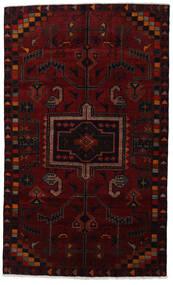 Lori Vloerkleed 157X258 Echt Oosters Handgeknoopt Donkerbruin/Donkerrood (Wol, Perzië/Iran)