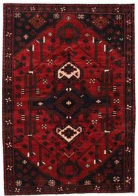 Lori Vloerkleed 173X252 Echt Oosters Handgeknoopt Donkerbruin/Rood (Wol, Perzië/Iran)