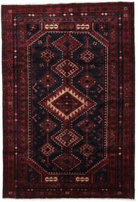 Lori Vloerkleed 170X244 Echt Oosters Handgeknoopt Donkerrood (Wol, Perzië/Iran)