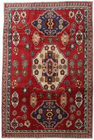 Ghashghai Vloerkleed 194X294 Echt Oosters Handgeknoopt Donkerrood/Donkerpaars (Wol, Perzië/Iran)