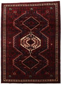 Lori Vloerkleed 226X304 Echt Oosters Handgeknoopt Donkerrood (Wol, Perzië/Iran)