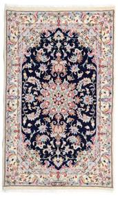 Kashmar Vloerkleed 77X130 Echt Oosters Handgeknoopt Wit/Creme/Lichtgrijs (Wol, Perzië/Iran)