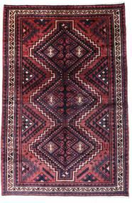Lori Vloerkleed 166X248 Echt Oosters Handgeknoopt Donkerrood/Donkerpaars (Wol, Perzië/Iran)