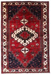 Lori Vloerkleed 171X254 Echt Oosters Handgeknoopt Donkerrood (Wol, Perzië/Iran)