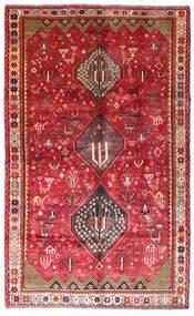 Ghashghai Vloerkleed 152X250 Echt Oosters Handgeknoopt Donkerrood/Rood (Wol, Perzië/Iran)