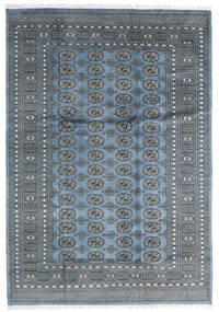 Pakistan Bokhara 2Ply Vloerkleed 181X260 Echt Oosters Handgeknoopt Blauw/Donkergrijs/Lichtblauw (Wol, Pakistan)