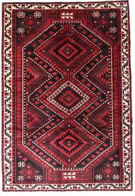 Lori Vloerkleed 171X249 Echt Oosters Handgeknoopt Donkerrood/Donkerbruin (Wol, Perzië/Iran)