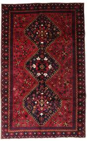 Lori Vloerkleed 166X265 Echt Oosters Handgeknoopt Donkerrood (Wol, Perzië/Iran)