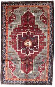 Lori Vloerkleed 159X257 Echt Oosters Handgeknoopt Donkerrood/Donkerbruin (Wol, Perzië/Iran)