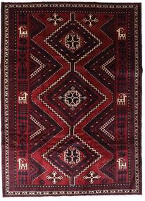 Lori Vloerkleed 218X303 Echt Oosters Handgeknoopt Donkerrood (Wol, Perzië/Iran)
