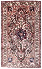 Bakhtiar Vloerkleed 160X276 Echt Oosters Handgeknoopt Donkerbruin/Beige (Wol, Perzië/Iran)