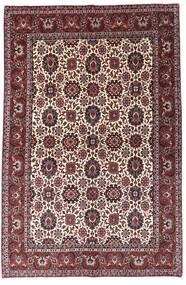 Bidjar Vloerkleed 138X210 Echt Oosters Handgeknoopt Donkerbruin/Donkerrood (Wol, Perzië/Iran)