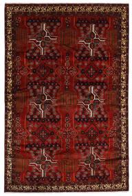 Beluch Vloerkleed 192X294 Echt Oosters Handgeknoopt Donkerrood/Donkerbruin (Wol, Perzië/Iran)