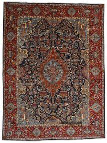 Kashmar Vloerkleed 301X396 Echt Oosters Handgeknoopt Donkergrijs/Donkerbruin Groot (Wol, Perzië/Iran)