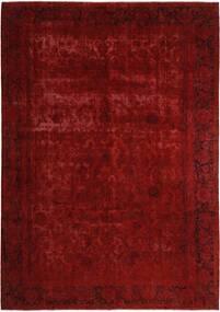 Vintage Heritage Vloerkleed 288X410 Echt Modern Handgeknoopt Rood/Roestkleur Groot (Wol, Perzië/Iran)