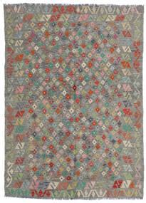 Kelim Afghan Old Style Vloerkleed 165X229 Echt Oosters Handgeweven (Wol, Afghanistan)