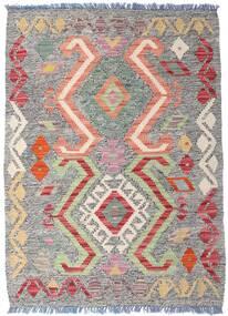 Kelim Afghan Old Style Vloerkleed 84X115 Echt Oosters Handgeweven (Wol, Afghanistan)