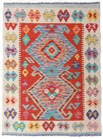 Kelim Afghan Old Style Vloerkleed 77X104 Echt Oosters Handgeweven (Wol, Afghanistan)