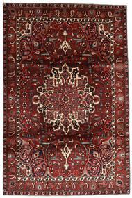 Bakhtiar Vloerkleed 214X320 Echt Oosters Handgeknoopt Donkerrood/Donkerbruin (Wol, Perzië/Iran)