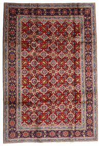 Keshan Vloerkleed 192X283 Echt Oosters Handgeknoopt (Wol, Perzië/Iran)