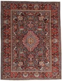 Kashmar Vloerkleed 296X376 Echt Oosters Handgeknoopt Donkerrood/Donkergrijs Groot (Wol, Perzië/Iran)