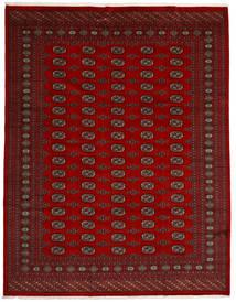 Pakistan Bokhara 2Ply Vloerkleed 243X314 Echt Oosters Handgeknoopt Donkerrood/Donkerbruin (Wol, Pakistan)