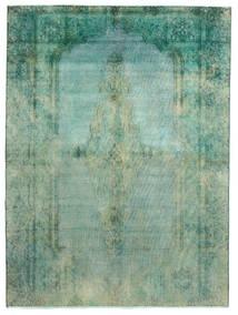 Vintage Heritage Vloerkleed 189X256 Echt Modern Handgeknoopt Pastel Groen/Turquoise Blauw (Wol, Perzië/Iran)