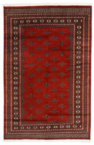 Pakistan Bokhara 2Ply Vloerkleed 153X234 Echt Oosters Handgeknoopt Donkerrood/Donkerbruin (Wol, Pakistan)