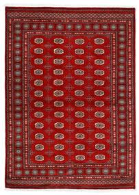 Pakistan Bokhara 3Ply Vloerkleed 173X241 Echt Oosters Handgeknoopt Donkerrood/Roestkleur (Wol, Pakistan)