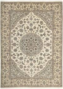 Nain 9La Vloerkleed 250X347 Echt Oosters Handgeknoopt Groot (Wol/Zijde, Perzië/Iran)