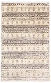 Moroccan Berber - Afghanistan Vloerkleed 187X302 Echt Modern Handgeknoopt Beige/Lichtgrijs (Wol, Afghanistan)