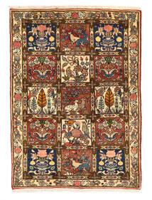 Bakhtiar Collectible Vloerkleed 109X149 Echt Oosters Handgeknoopt Donkerbruin/Bruin (Wol, Perzië/Iran)