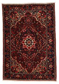 Bakhtiar Collectible Vloerkleed 211X304 Echt Oosters Handgeknoopt Donkerbruin/Donkerrood (Wol, Perzië/Iran)