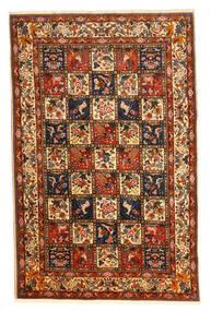 Bakhtiar Collectible Vloerkleed 210X323 Echt Oosters Handgeknoopt Donkerbruin/Donkerrood (Wol, Perzië/Iran)