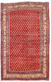 Arak Vloerkleed 125X205 Echt Oosters Handgeknoopt Donkerrood/Rood (Wol, Perzië/Iran)