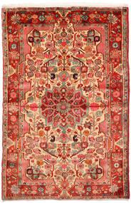 Nahavand Old Vloerkleed 152X232 Echt Oosters Handgeknoopt Roestkleur/Rood (Wol, Perzië/Iran)