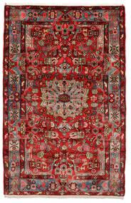Nahavand Old Vloerkleed 153X243 Echt Oosters Handgeknoopt Donkerbruin/Zwart (Wol, Perzië/Iran)