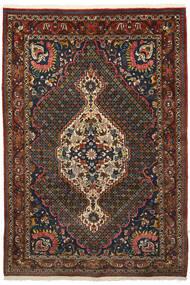 Bakhtiar Collectible Vloerkleed 159X239 Echt Oosters Handgeknoopt Donkerbruin/Donkerrood (Wol, Perzië/Iran)