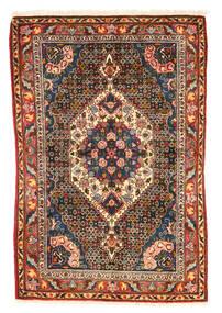 Bakhtiar Collectible Vloerkleed 100X151 Echt Oosters Handgeknoopt Donkerbruin/Donkerrood (Wol, Perzië/Iran)