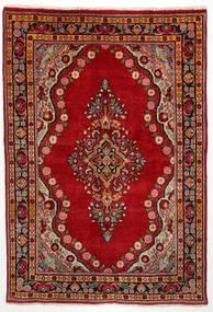 Mahal Vloerkleed 135X200 Echt Oosters Handgeknoopt (Wol, Perzië/Iran)