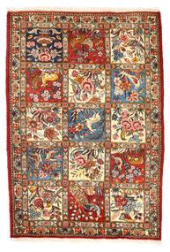 Bakhtiar Collectible Vloerkleed 110X157 Echt Oosters Handgeknoopt Donkergrijs/Beige (Wol, Perzië/Iran)