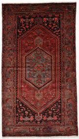 Zanjan Vloerkleed 128X236 Echt Oosters Handgeknoopt Donkerrood (Wol, Perzië/Iran)