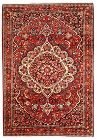 Bakhtiar Collectible Vloerkleed 220X320 Echt Oosters Handgeknoopt Donkerrood/Roestkleur (Wol, Perzië/Iran)