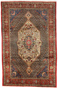 Bakhtiar Collectible Vloerkleed 200X306 Echt Oosters Handgeknoopt Donkerbruin/Lichtbruin (Wol, Perzië/Iran)