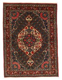 Bakhtiar Collectible Vloerkleed 150X205 Echt Oosters Handgeknoopt Donkerbruin/Lichtbruin (Wol, Perzië/Iran)