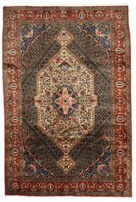 Bakhtiar Collectible Vloerkleed 202X302 Echt Oosters Handgeknoopt Donkerbruin/Zwart (Wol, Perzië/Iran)