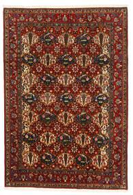 Bakhtiar Collectible Vloerkleed 207X300 Echt Oosters Handgeknoopt Donkerbruin/Donkerrood (Wol, Perzië/Iran)