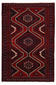 Lori Vloerkleed 178X260 Echt Oosters Handgeknoopt Donkerrood (Wol, Perzië/Iran)