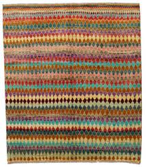 Moroccan Berber - Afghanistan Vloerkleed 162X183 Echt Modern Handgeknoopt Rood/Bruin (Wol, Afghanistan)