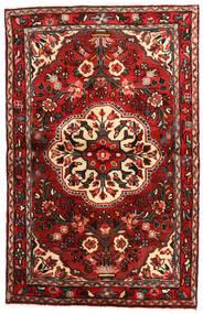 Mehraban Vloerkleed 100X168 Echt Oosters Handgeknoopt Donkerrood/Donkerbruin (Wol, Perzië/Iran)
